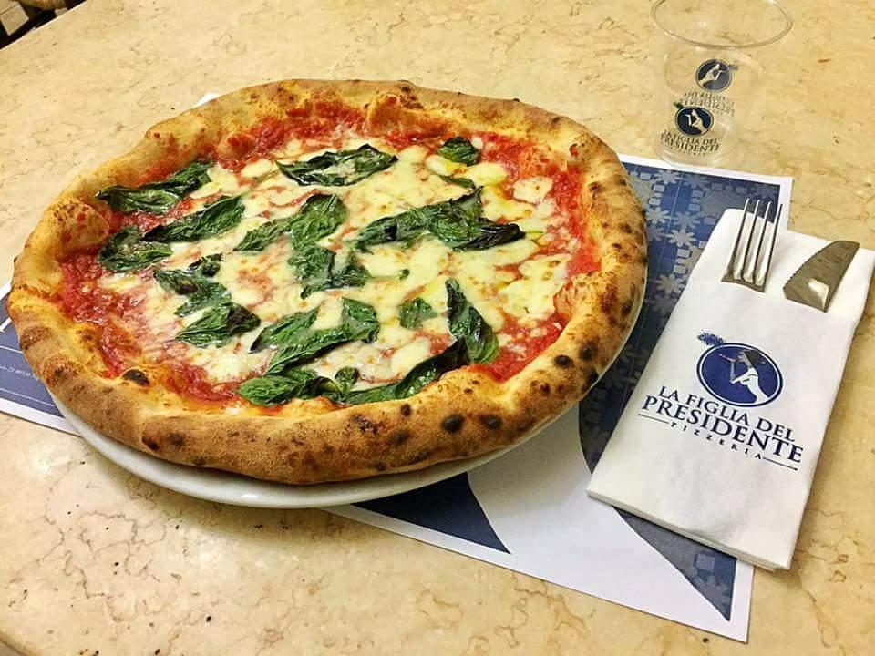Pizza Maria Cacialli Caserta
