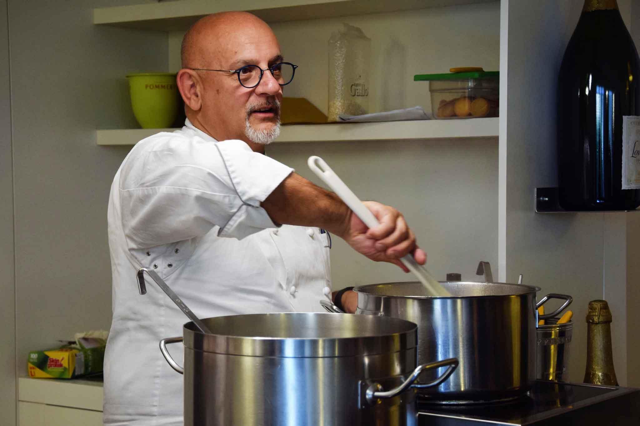 Claudio Sadler su ristoranti chiusi