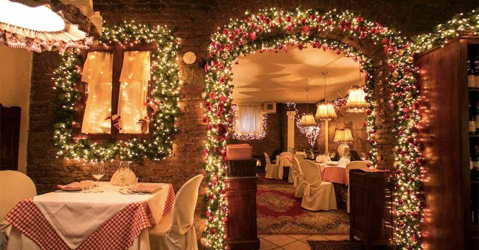 Auguri Di Natale Anni 50.50 Menu Di Natale A Meno Di 100 Nei Ristoranti Da Nord A Sud Dell