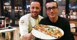 Gino Sorbillo apre la nuova pizzeria con pizze dei Tribunali e regionali a New York