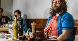 Firenze. Per la migliore bistecca alla fiorentina, il rugbista Martín Castrogiovanni mena botte da orbi
