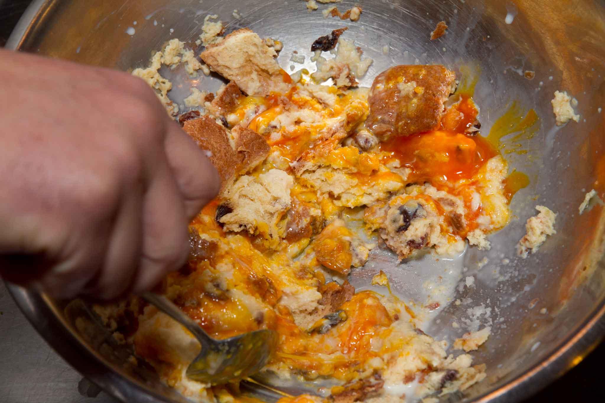 come riciclare il panettone ricetta