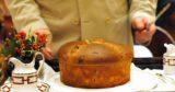 Roma. Il rito del panettone artigianale con il tè all'Hotel Eden come regalo di Natale