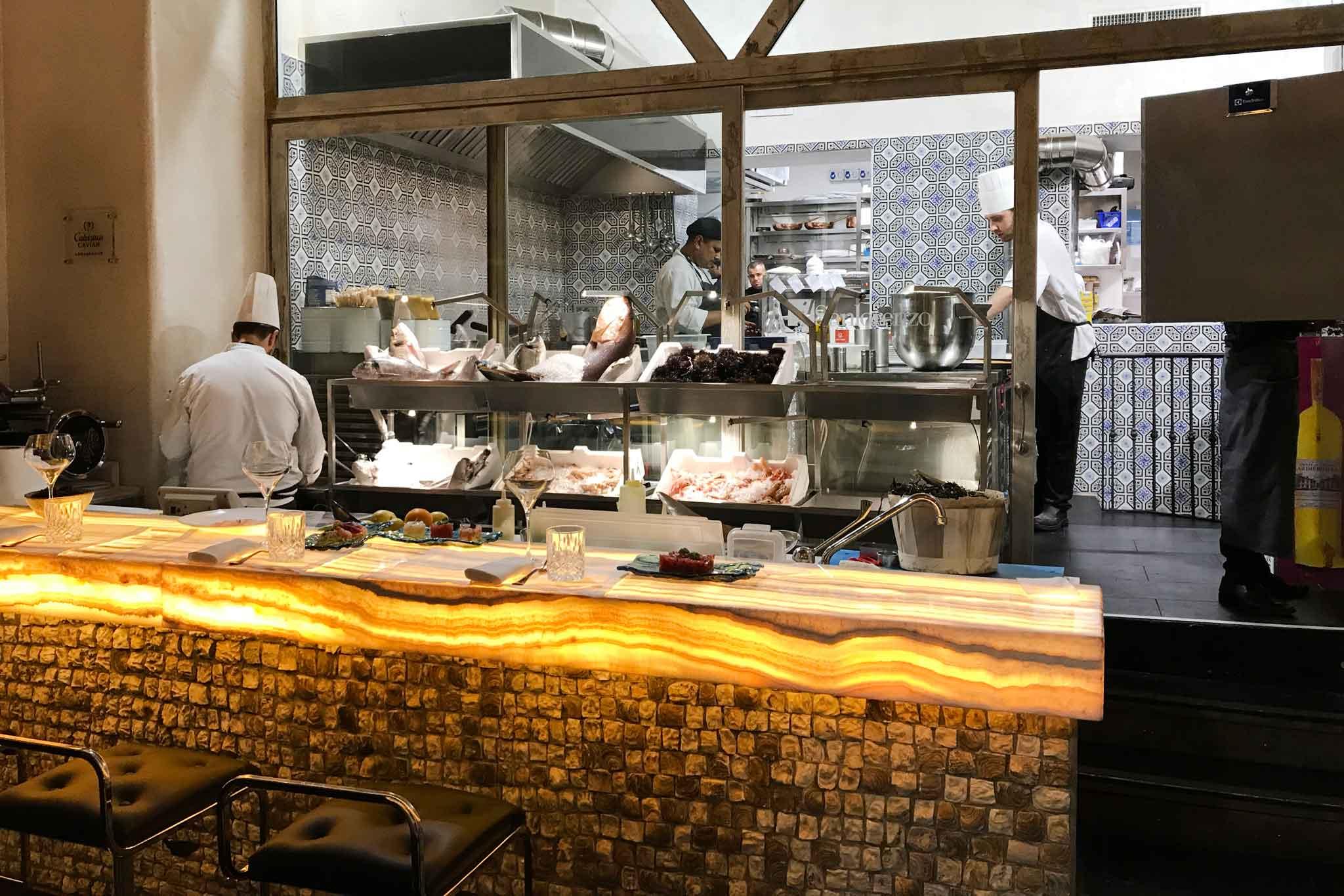 il SanLorenzo ristorante Roma