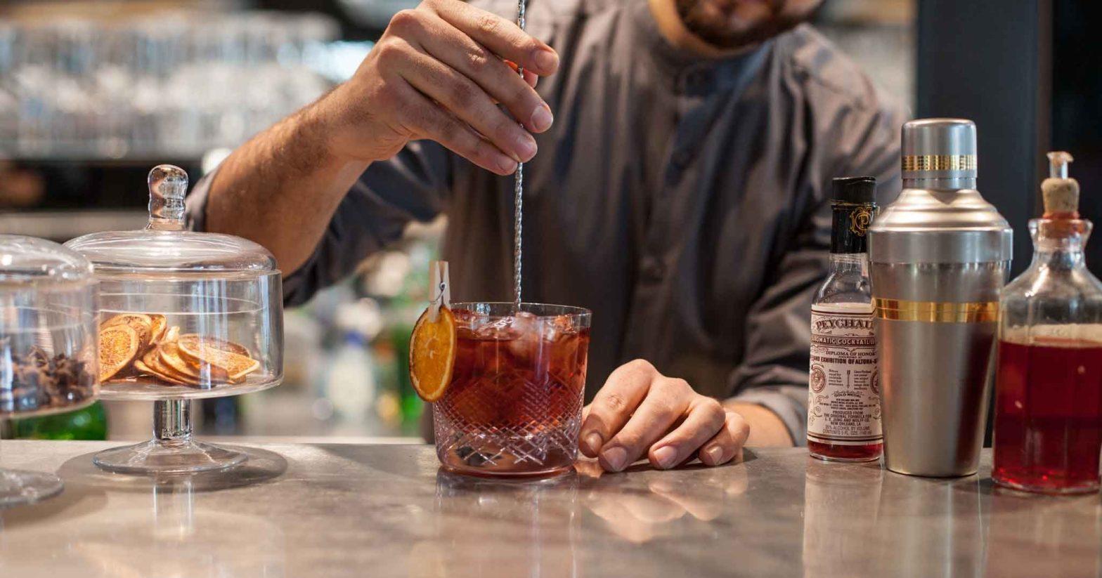 Cocktail americano