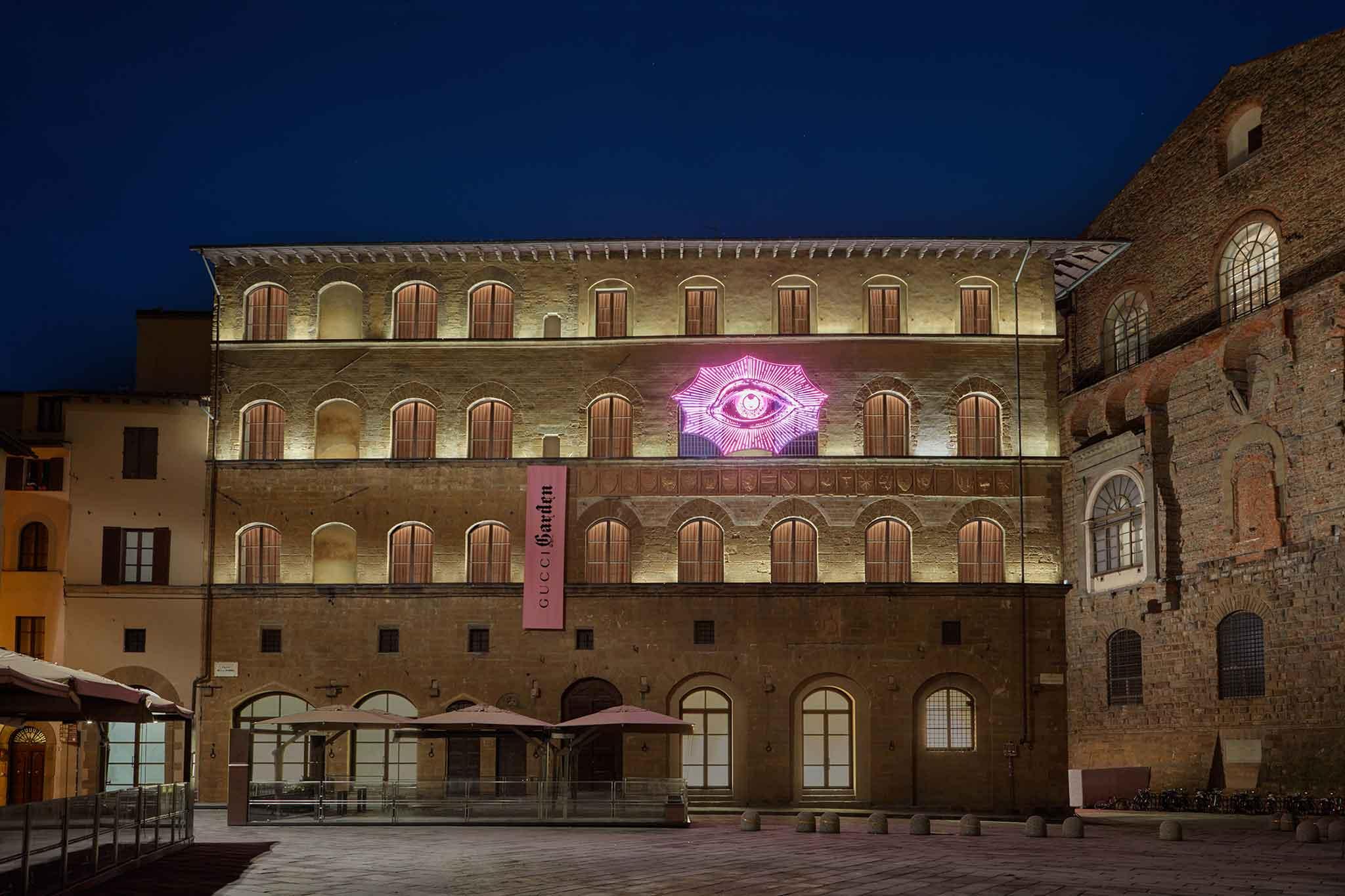 Massimo Bottura Gucci Osteria Firenze