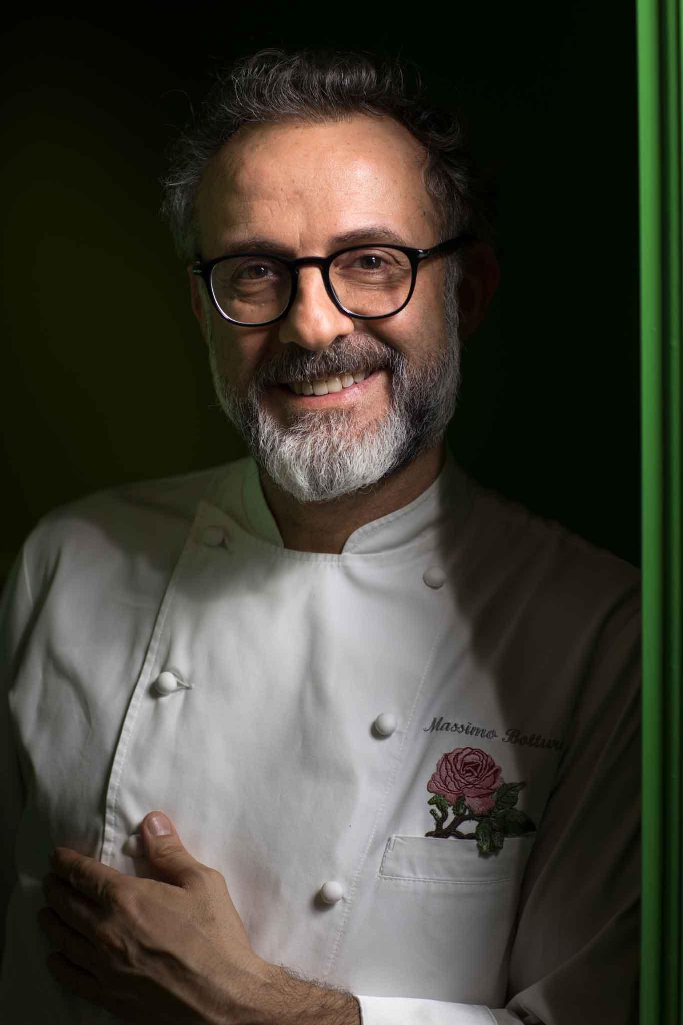 Massimo Bottura Osteria Gucci