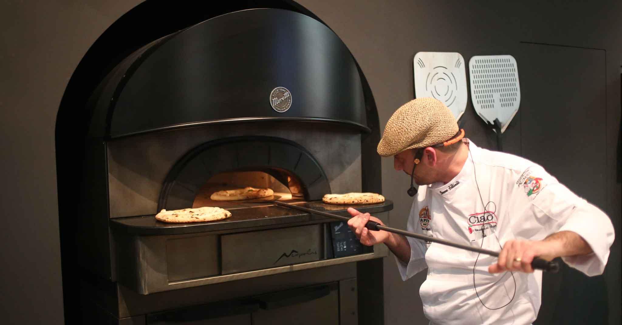 Lezioni di pizza gli appuntamenti per gustare il meglio di tuttopizza - Pizza forno elettrico casa ...