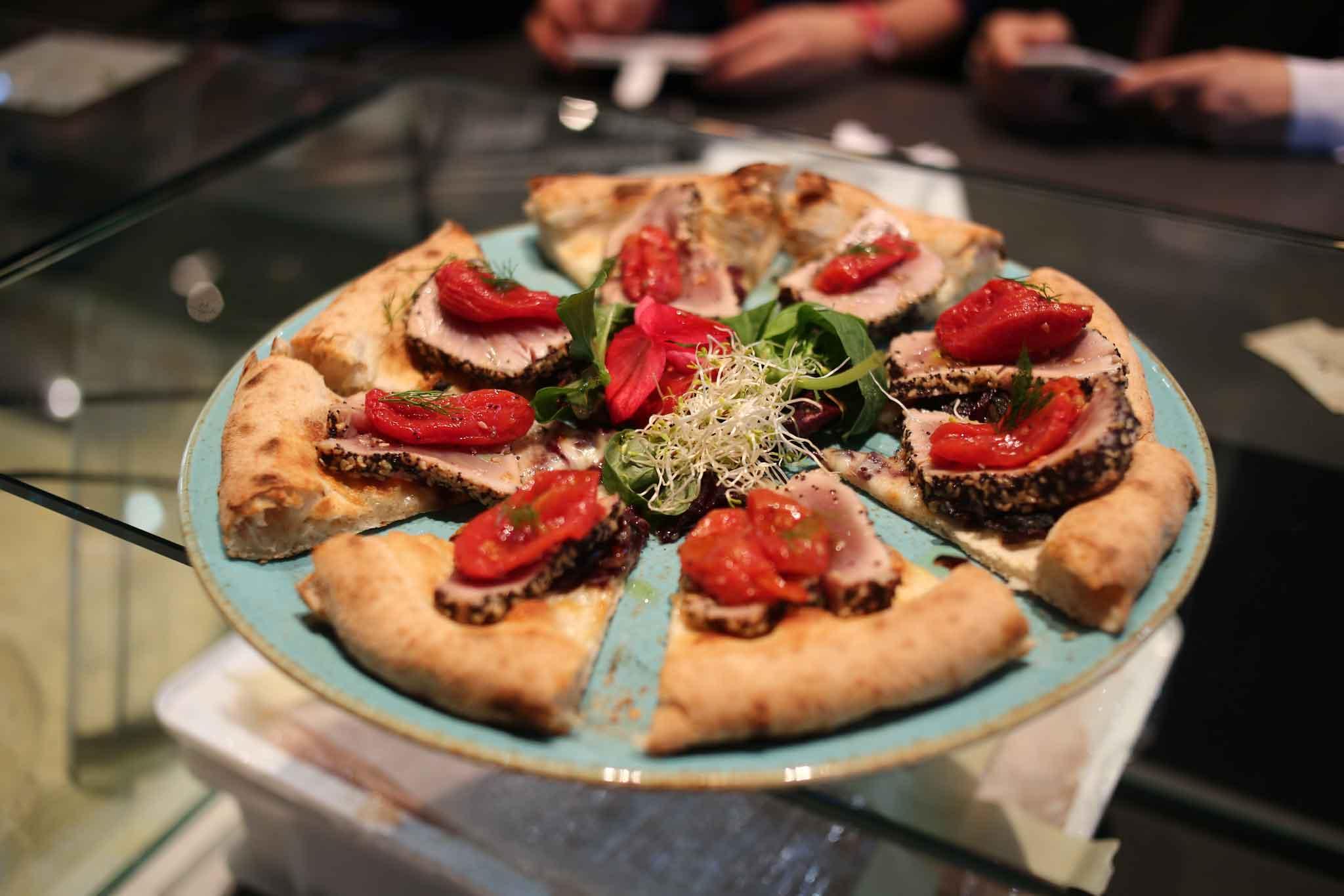 una pizza buona a prescindere tant\u0027è che anche il Gambero Rosso nella  sua ripartizione classificatoria ha eliminato gourmet per parlare di  degustazione.