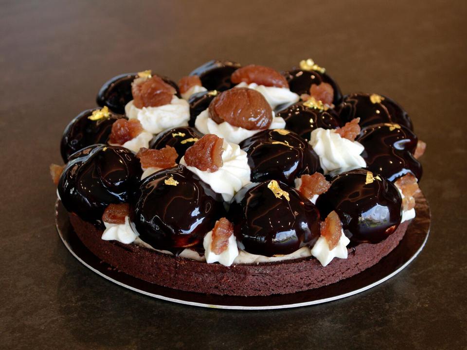Torta marroni