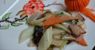 Ricetta. Gli gnocchi cinesi con pancia di maiale di Bon Wei