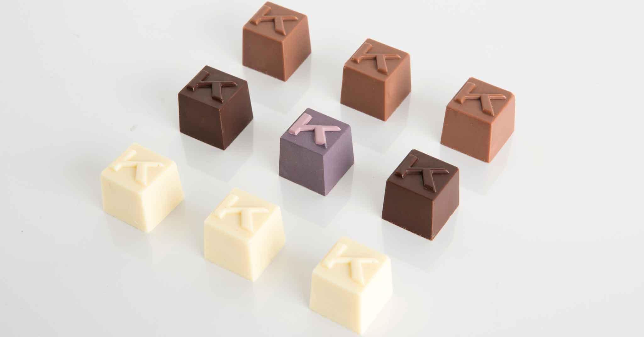 cioccolatini Ernst Knam