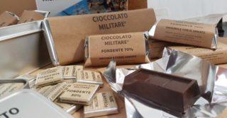 Il cioccolato militare ritorna e lo assaggerete al Taste a Firenze