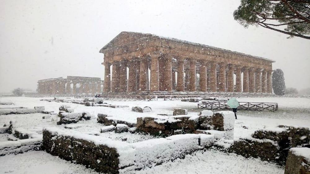 tempio Paestum