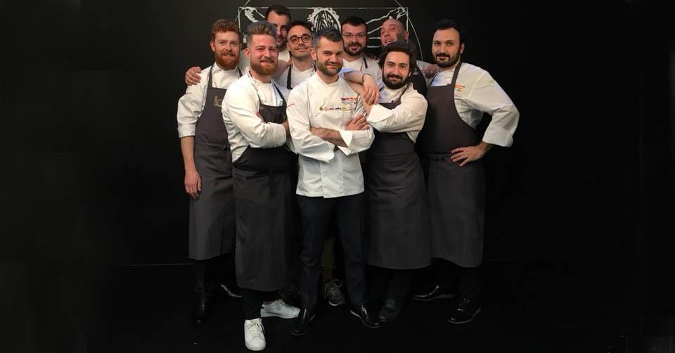 Enrico Bartolini team