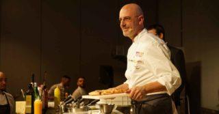 Franco Pepe mette Grana e fantasia nella pizza contemporanea
