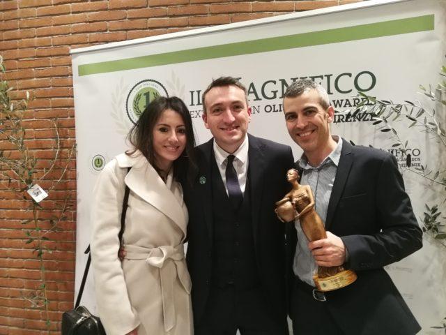 olio magnifico 2018 vincitore