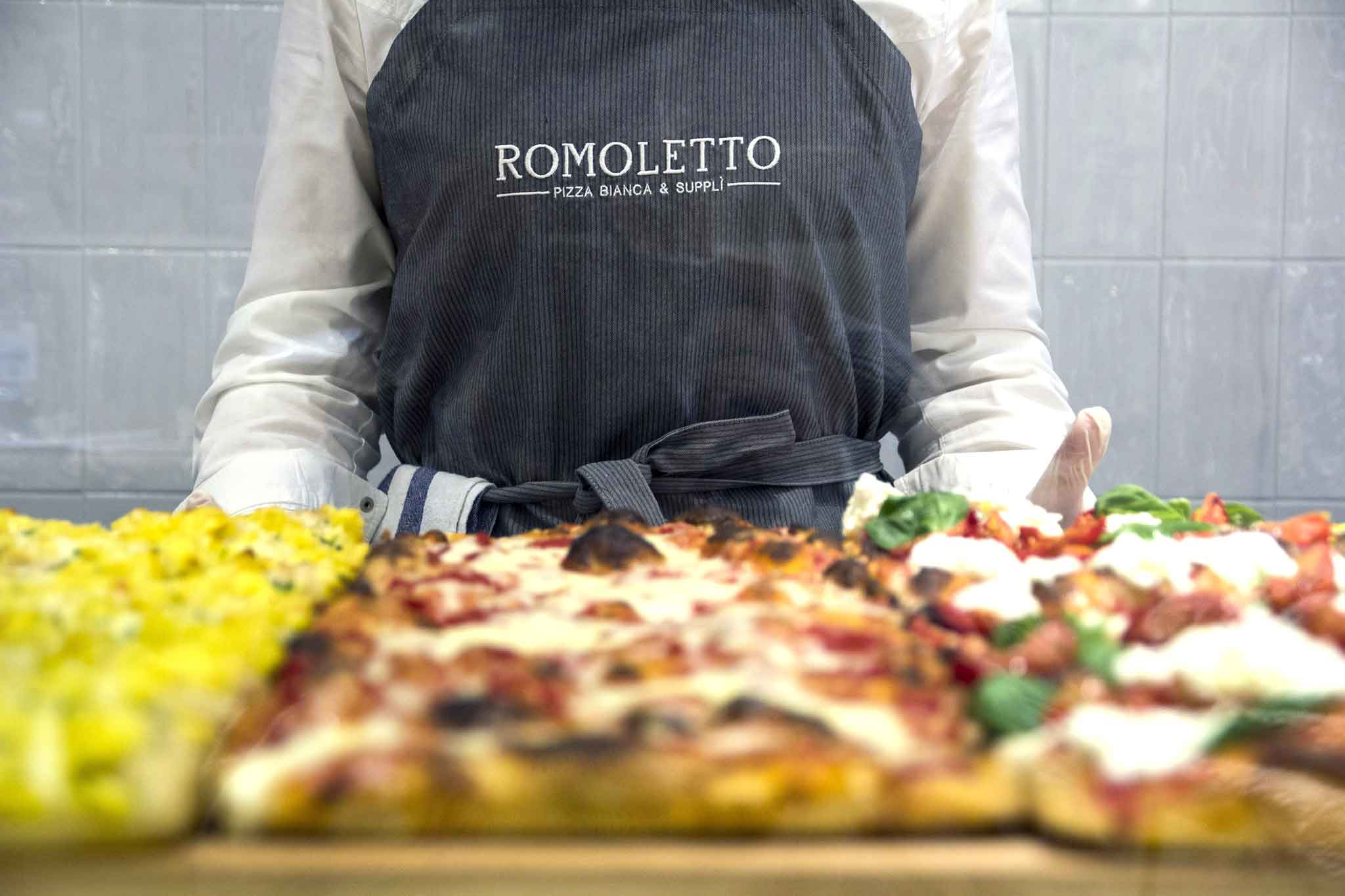 Roma le 11 pizze che spiegano perch berber ambisce al - Pizzeria milano porta romana ...