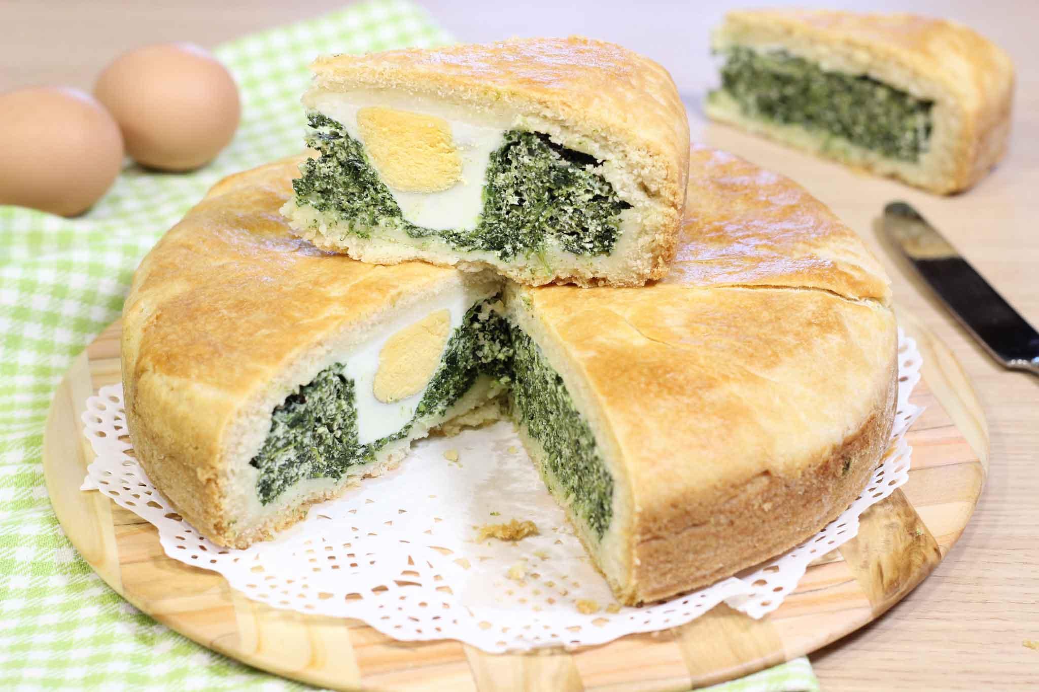 Torta pasqualina tutte le ricette da fare a casa for Gnocchi di ricotta fatto in casa da benedetta