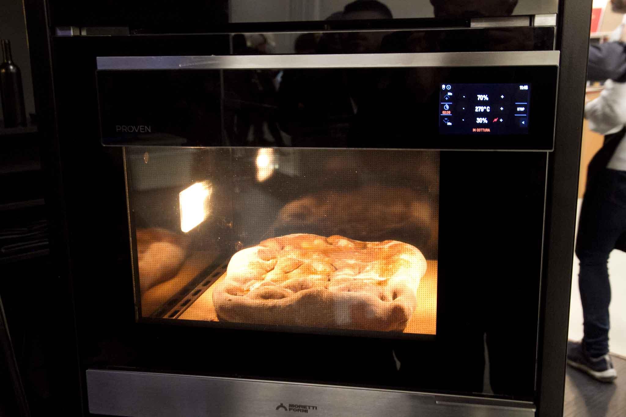 Cos 39 proven il forno che vi permette di fare qualsiasi - Forno elettrico pizza casa ...