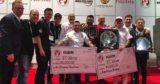 Umberto Fornito sbanca Las Vegas e vince il titolo mondiale con la pizza Cracco