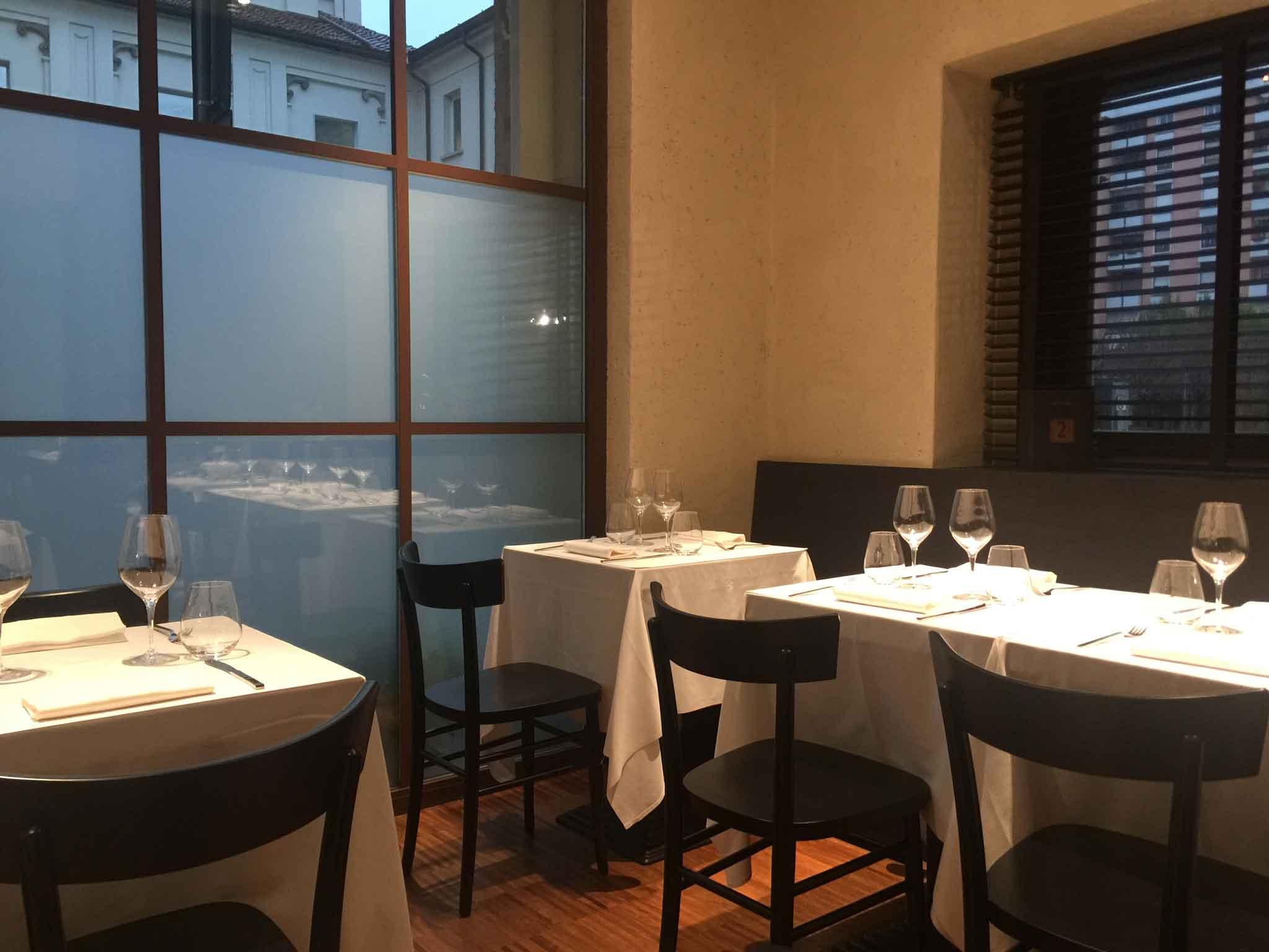 Milano. menu e prezzi della locanda perbellini che ha aperto in moscova