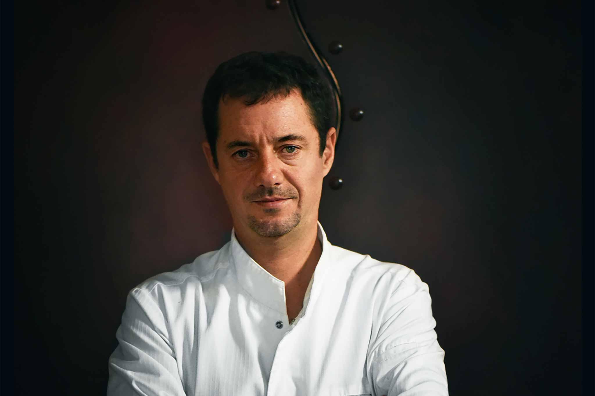Chef Angelo Troiani del Convivio Troiani
