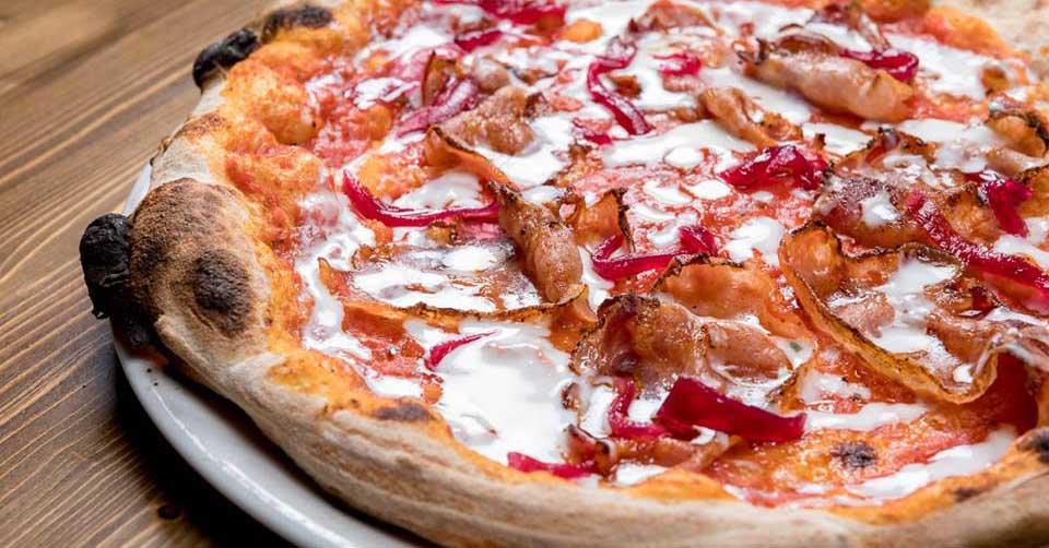 Roma davide del duca apre voia pizzeria con cucina a talenti - Pizzeria con giardino roma ...