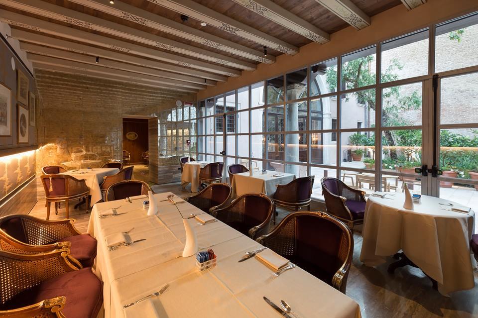 venezia glam il ristorante che ha conquistato la quinta