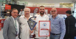 Pasquale Gueli di Zia Esterina Sorbillo 1935 vince Pizza Senza Frontiere a TuttoPizza