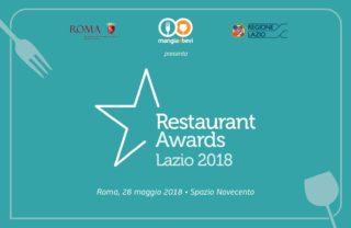 Restaurant e Pizza Award: tutti i premi agli chef e ai pizzaioli nel Lazio