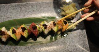 Napoli. Menu e prezzi di Tender, ristorante giapponese che apre con il pizzaiolo Ciro Salvo