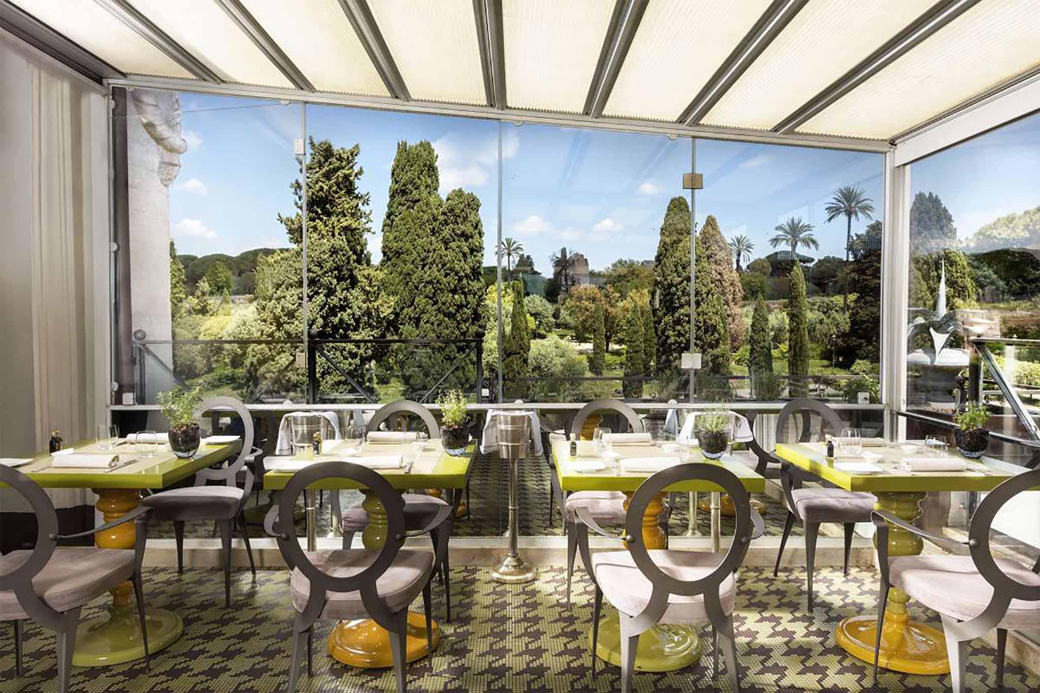 Roma 15 ristoranti per mangiare all 39 aperto - I giardini di marzo ristorante roma ...