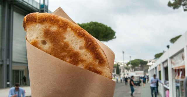 Roma 10 street food agli internazionali di tennis per for Cosa mangiare a roma