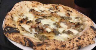 Milano. La Pizza della Settimana è la Bianco Tanagro di Da Zero