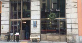 Milano. Menu e prezzi di Mi Garba, trattoria toscana in Garibaldi