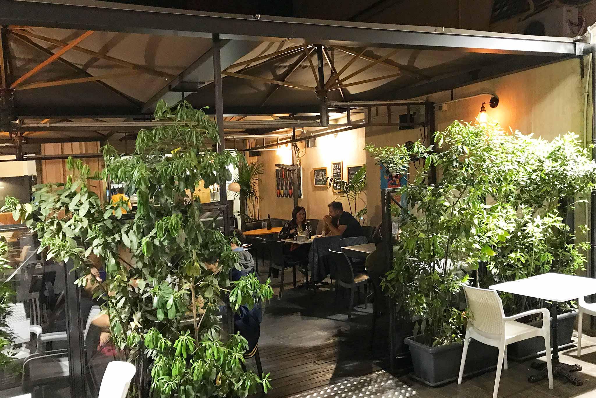 Roma 15 Ristoranti Per Mangiare All Aperto