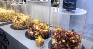 Milano. Scoppia forte il popcorn del nuovo FOL Gourmet in 5 Giornate