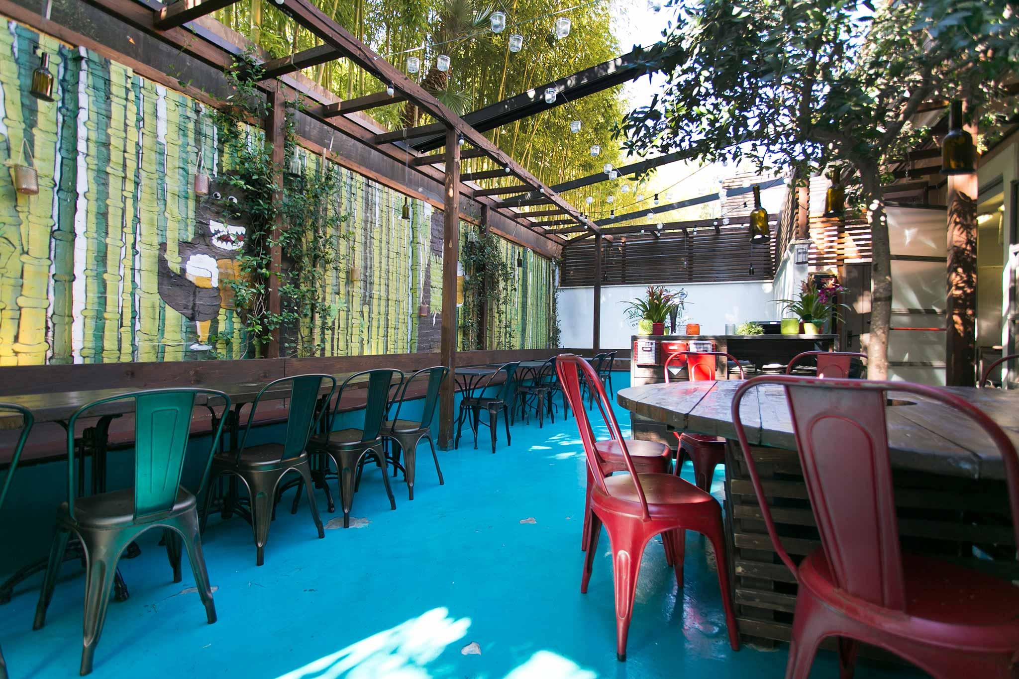 Ristoranti di Roma all'aperto: Queen Makeda Grand Pub