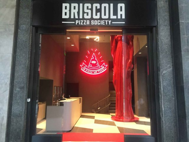 briscola pizza society chiusure a Milano