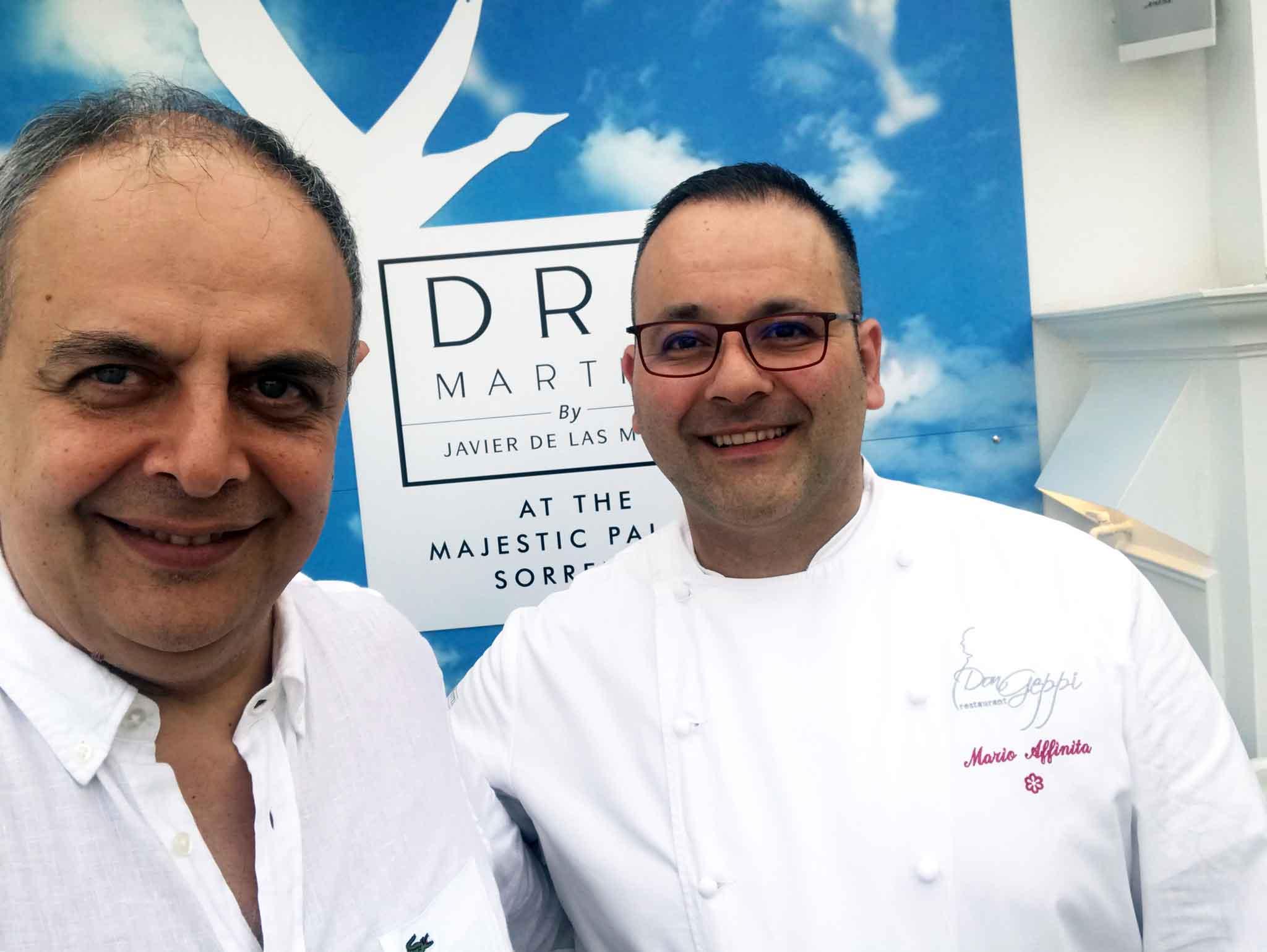 Mario Affinita e Vincenzo Pagano