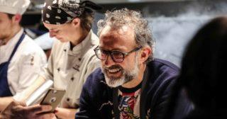 Il Refettorio di Massimo Bottura tra Parigi e Napoli