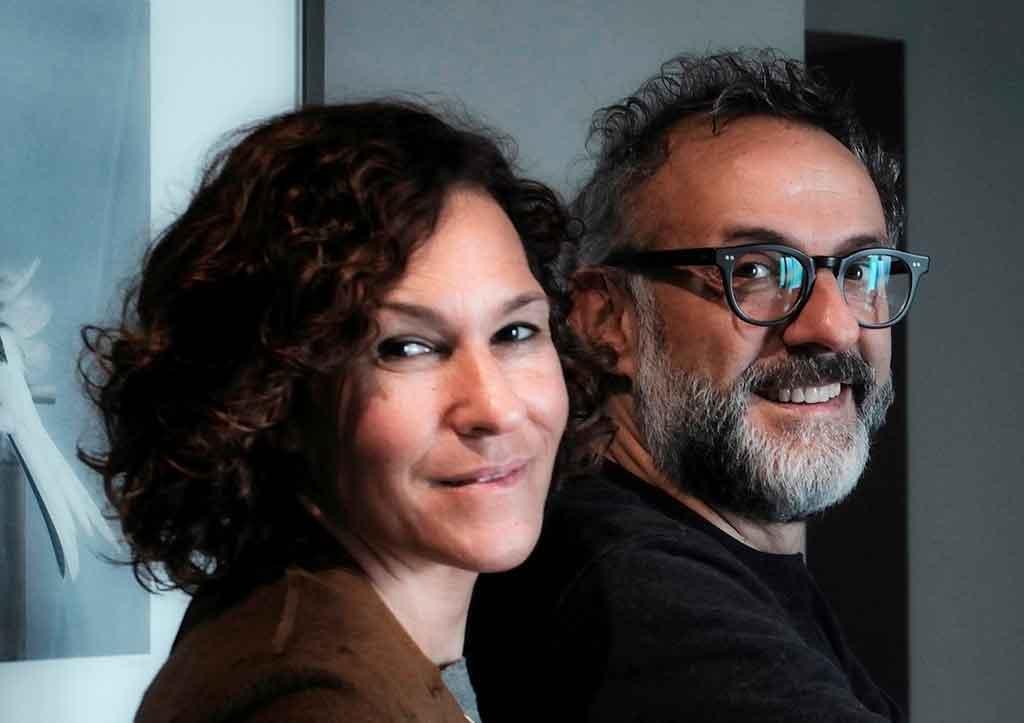 Massimo Bottura Lara Gilmore