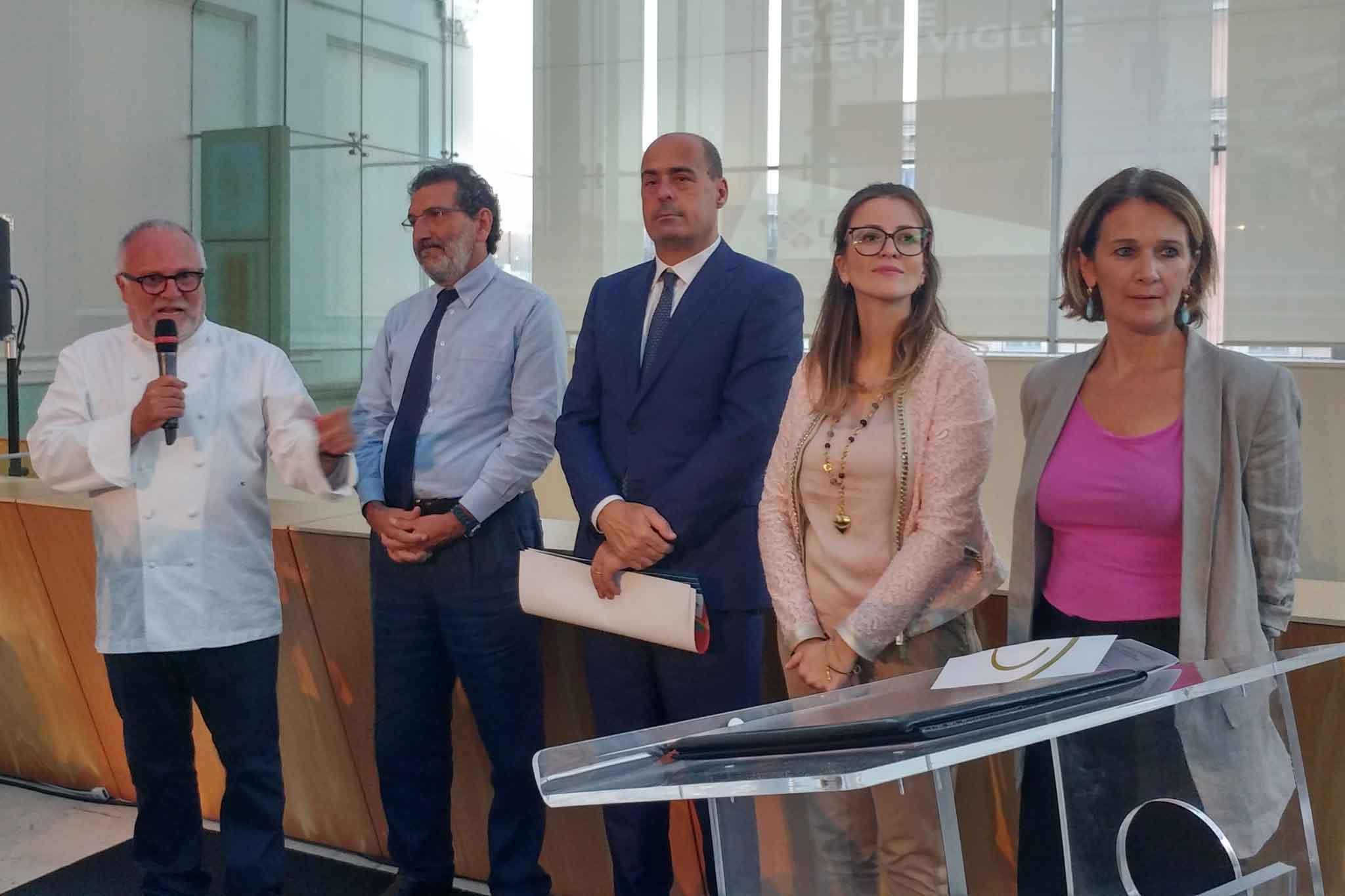 Roma. Antonello Colonna apre un nuovo bistrot a Termini e ...