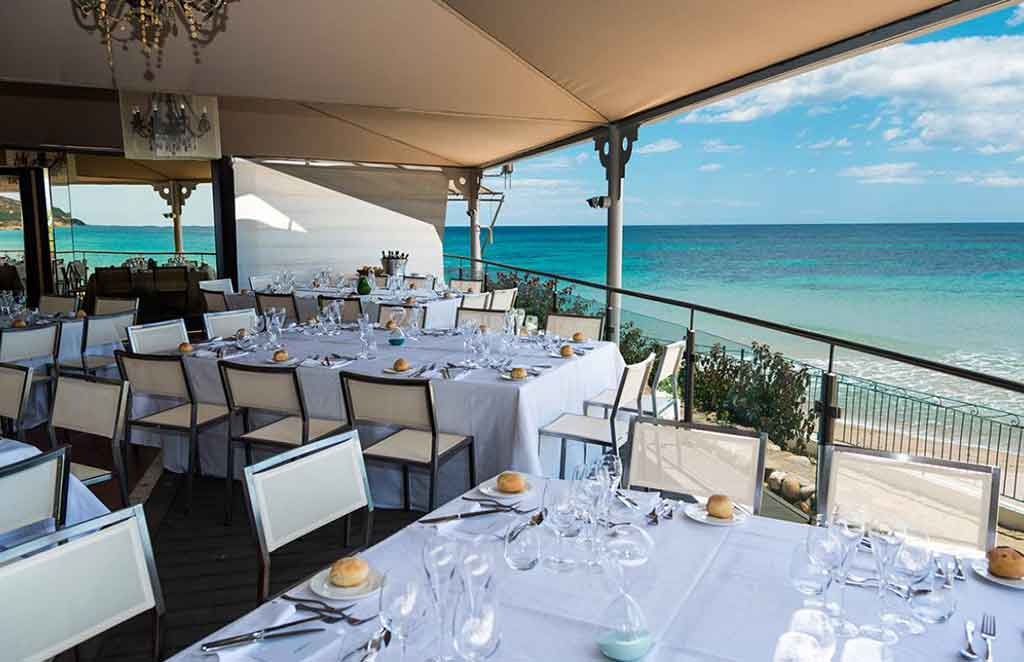 ristoranti di mare in Sardegna a Pula