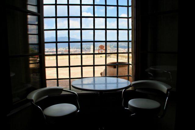 Forte belvedere bar