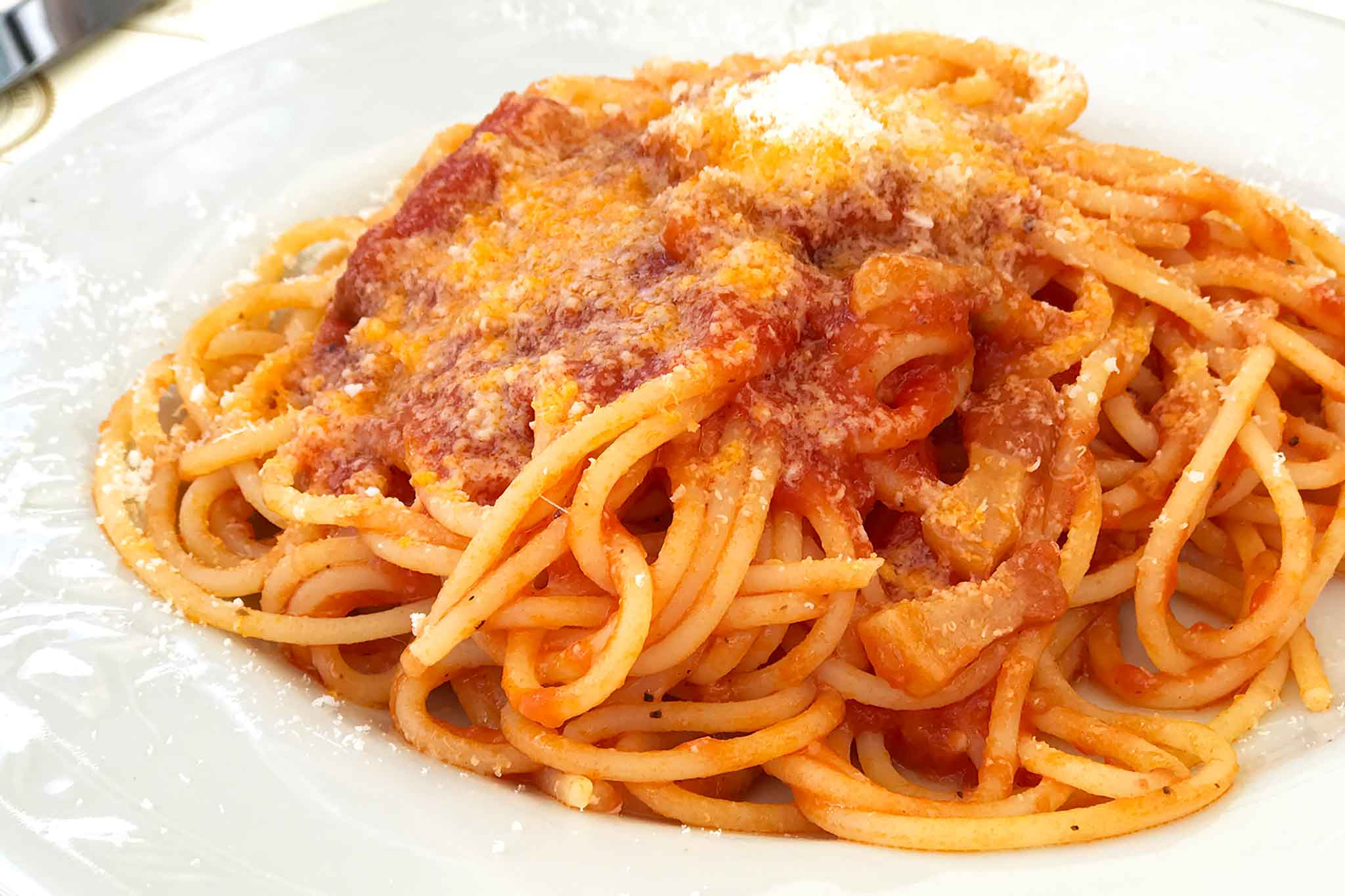 Amatriciana ristorante roma