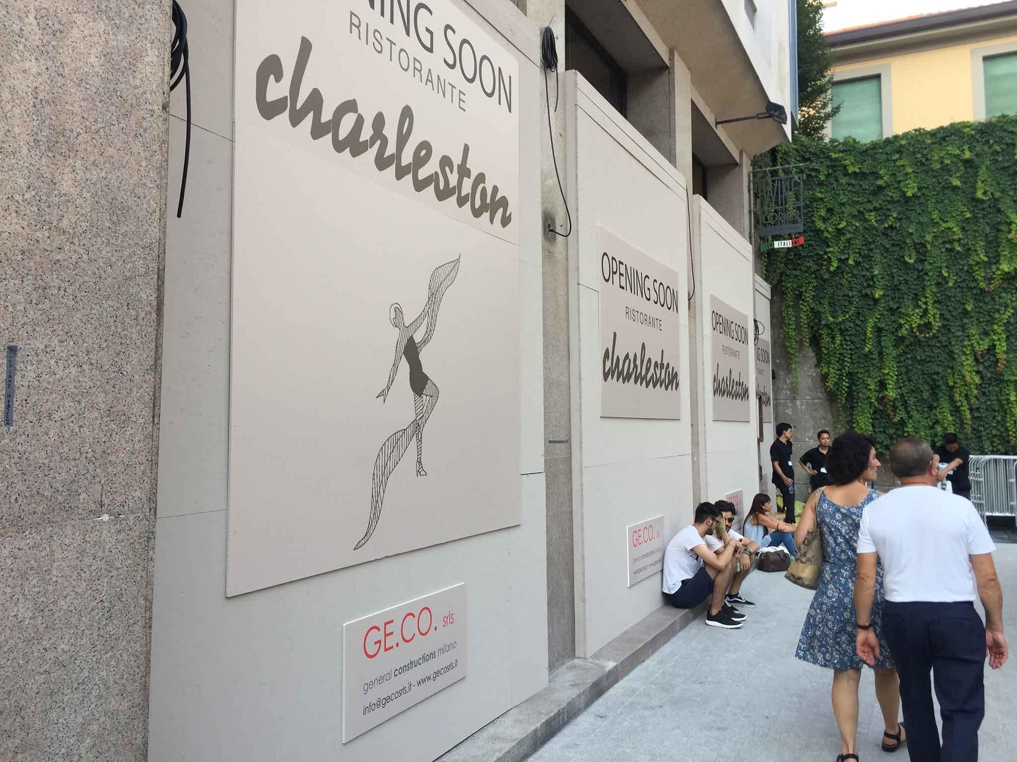 Milano dove mangiare ora che ha aperto l 39 apple store in for Dove ha sede il parlamento italiano