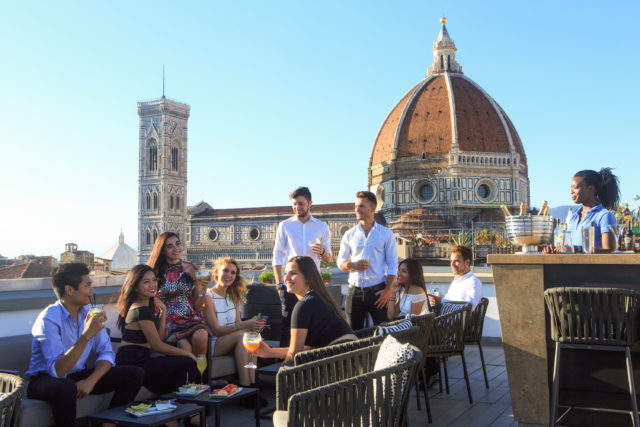 Firenze Le 10 Terrazze Più Cool Per Un Aperitivo In Estate