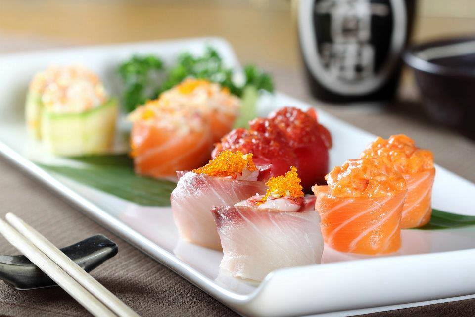 Aji Milano sushi take away